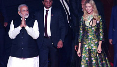 India welcomes Ivanka Trump at business...