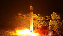 Dhaka concerned over North Korea's ballistic...