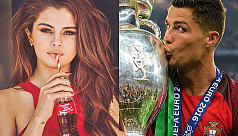 Ronaldo climbs Instagram ranks, Selena most-followed