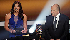 US star Solo accuses Blatter of sexual...