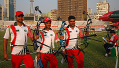Mamun reaches Asian Archery quarters...