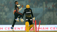 Clinical Khulna blow away Rajshahi