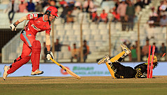 Sorry Chittagong fall well short against...