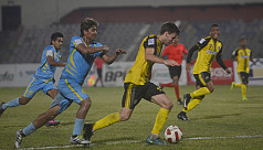 Saif Sporting edge Abahani as Ctg Abahani...