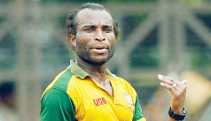 Drama as coach Afusi suddenly resigns...