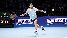 Dimitrov comes of age to win ATP Finals...
