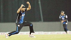 Rangpur edge Dhaka in thriller