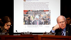 US senators hammer Facebook for power...