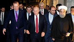 Russia wins backing from Iran, Turkey...