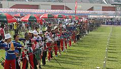 Asian Archery Championship 2017: Bangladesh...
