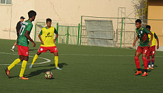 AFC U-19 Championship Qualifiers: Bangladesh...