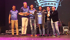 Rangpur Riders unveil BPL T20 2017...