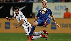 Croatia see off Greece to seal World...