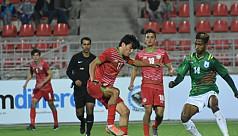 AFC U-19 Championship Qualifiers: Brave...