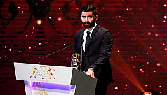 Syria's Khrbin wins Afc Player of the...
