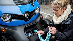 Driverless, electric future just round...