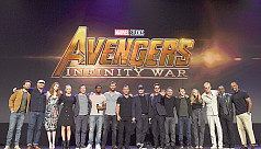 Marvel's biggest cast assemble for 'Avengers:...
