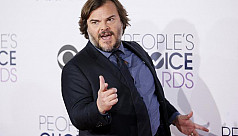 Jack Black challenges Thor to a...