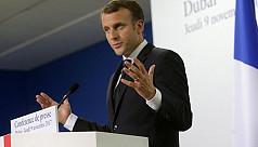France's Macron broaches Lebanon in...