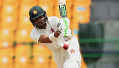 Raza, Moor keep Zimbabwe hopes alive...