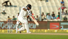 Rahul, Dhawan help India bounce back...
