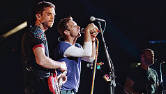 Coldplay's global tour third highest-grossing...