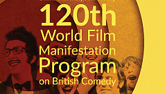 DUFS organises 120th World Film Manifestation...