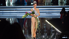 Miss South Africa Demi-Leigh Nel-Peters wins Miss Universe