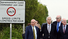 Britain, Ireland at odds on border as...