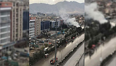 9 killed in IS suicide attack near Kabul...