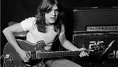 Friends, family and artists honour Malcolm Young