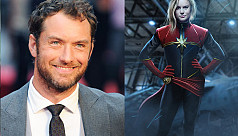 Jude Law in talks to join Brie Larson...