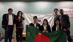 Mastermind school semi finalist of Alfred Tuna World Schools Debate Tournament