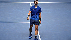 Nadal's season ends in painful defeat...