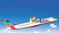 Aggrieved passengers vandalise Novoair...