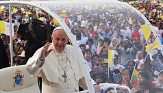 Pope to lead huge mass for Myanmar...