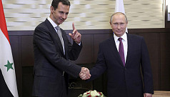 Putin meets Assad ahead of Syria talks...