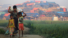 UN agency starts relocating 9,400 Rohingya...