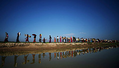 Mass exodus continues as Rohingya crisis...