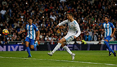Ronaldo gives Real win over Malaga,...