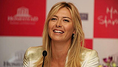 Sharapova named in India luxury housing...
