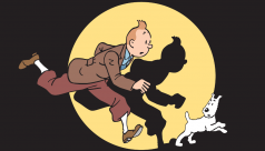 Tintin drawing sells for €500,000