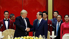 Trump offers to mediate in South China...