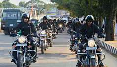 Bangladesh-India-Myanmar motorcycle...
