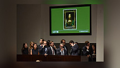 Da Vinci sells for $450million in auction record