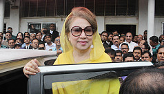 Khaleda told to appear before court on Nov 23 in graft cases