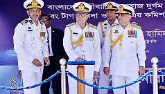 President Hamid commissions four new...
