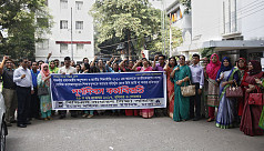 BCS teachers' strike continues for second...