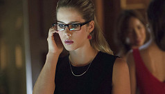 'Arrow' star Emily Bett Rickards speaks...