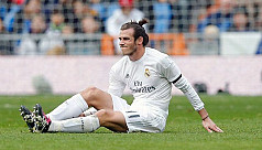 Zidane: Bale must wait until he is 100...